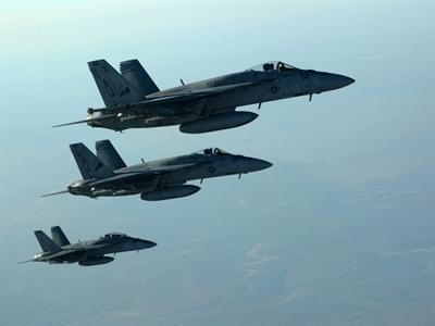 Mỹ tiêu tốn gần 100 USD mỗi giây cho chiến dịch không kích IS