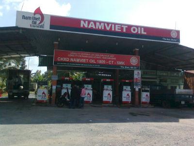 Lọc hóa dầu Nam Việt bị phạt do vi phạm công bố thông tin