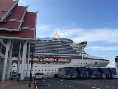 Hãng tàu biển Princess Cruises mở thị trường đến Việt Nam