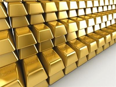 Giá vàng giảm tuần thứ 4 liên tiếp khi USD đi lên