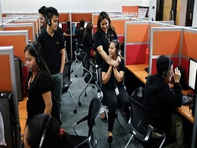 Đất nước của Trung tâm Dịch vụ Khách hàng và phép màu Philippines