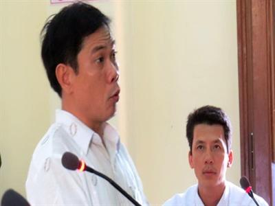 Khởi tố Phó trưởng Công an TP Tuy Hoà