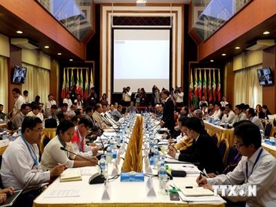 Myanmar: Các bên nhất trí về dự thảo thỏa thuận ngừng bắn