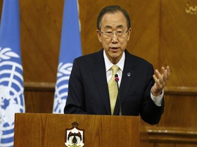 Liên Hợp Quốc phủ nhận tin ông Ban Ki-moon được mời thăm Triều Tiên