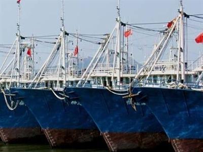 Trung Quốc tính đưa tàu chở cá cỡ lớn ra Trường Sa