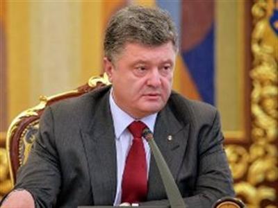 Tổng thống Poroshenko: Hiệp định thương mại tự do EU – Ukraine có hiệu lực từ 1/11 tới