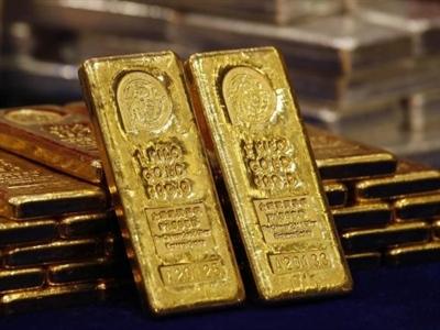 Giá vàng giảm trước số liệu tích cực về kinh tế Mỹ