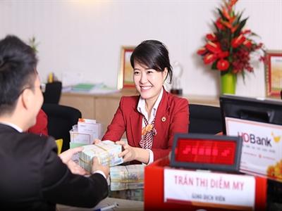 Ngân hàng cung cấp dịch vụ riêng cho doanh nghiệp Nhật Bản
