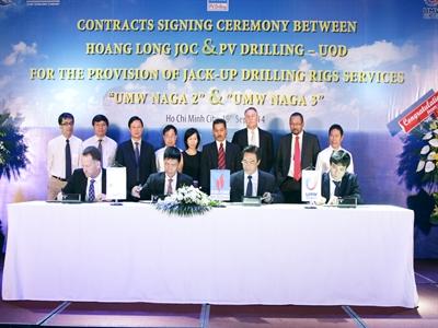 PVD đang hoàn tất hợp đồng cho thuê mới giàn khoan trị giá 46,5 triệu USD