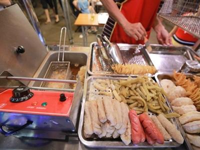 Hà Nội có thêm phố ẩm thực