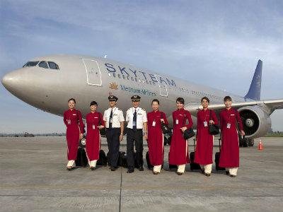 Bộ GTVT duyệt giá khởi điểm cổ phiếu Vietnam Airlines là 22.300 đồng/CP