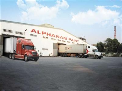 Alphanam ước lỗ 552 triệu trong tháng 7 và 8/2014
