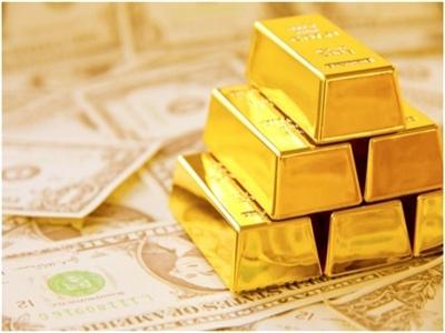Giá vàng thấp nhất 9 tháng khi USD đi lên