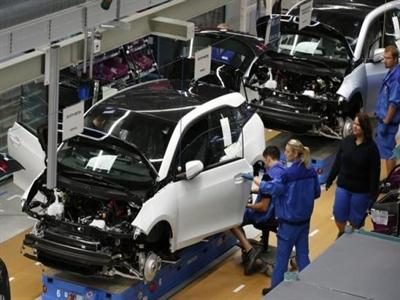 Sản xuất Eurozone tăng trưởng chậm trong tháng 9