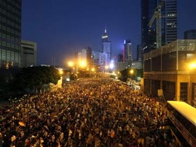 Liên Hợp Quốc lên tiếng về cuộc biểu tình ở Hong Kong