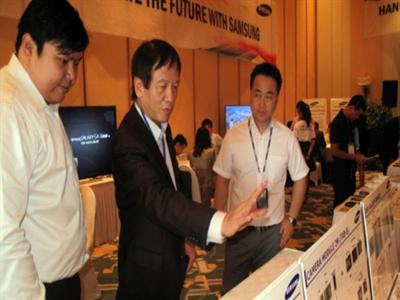 Samsung nhận giấy phép đầu tư 1,4 tỷ USD vào TPHCM