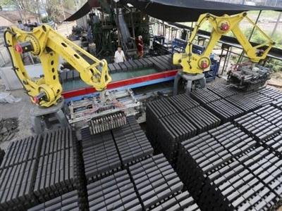 Lĩnh vực sản xuất Trung Quốc tăng trưởng chậm lại