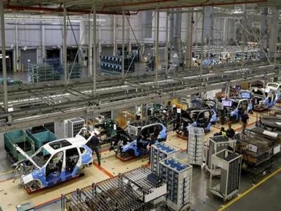 Mỹ: Lĩnh vực sản xuất tăng trưởng chậm trong tháng 9