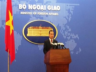Bộ Ngoại giao Việt Nam: Biểu tình tại Hong Kong là công việc nội bộ của Trung Quốc