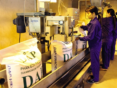 DAP-VINACHEM công bố đấu giá hơn 30 triệu cổ phần