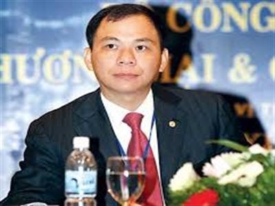 Ông Phạm Nhật Vượng giảm tỷ lệ sở hữu tại VIC xuống còn 29,8%