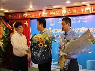 Ông Đoàn Văn Nhuộm từ nhiệm Tổng Giám đốc PV Gas South
