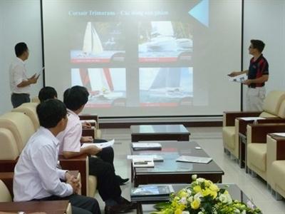 Tập đoàn Úc đề nghị xây nhà máy đóng du thuyền 20 triệu USD tại Đà Nẵng
