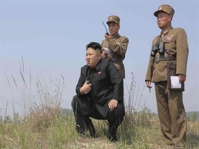 Triều Tiên sắp phóng tên lửa tầm xa