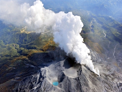 16 người vẫn mất tích trong vụ núi lửa phun trào tại Nhật