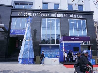 Trần Anh sẽ thành lập thêm 2 siêu thị tại Bắc Ninh và Phú Thọ