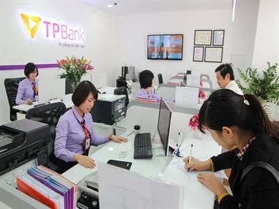TPBank 9 tháng tăng trưởng tín dụng 46%, nợ xấu 1,5%