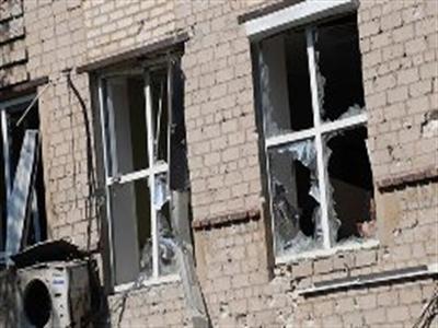Donetsk bị pháo kích dữ dội