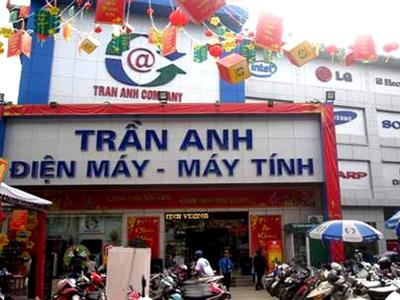 Trần Anh xin ý kiến cổ đông tạm ứng cổ tức 10% năm 2014