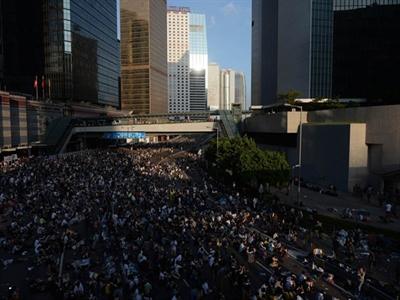 Người biểu tình Hong Kong sẽ ngừng phong tỏa các tòa nhà chính quyền