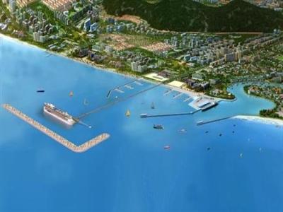 Dồn 1.254 tỉ đồng xây cảng quốc tế Phú Quốc
