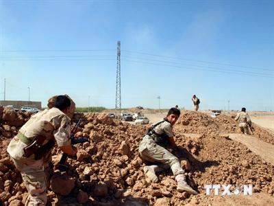 Phiến quân IS chiếm ngọn núi chiến lược ở Syria