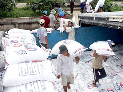 9 tháng xuất khẩu gạo đạt gần 4,79 triệu tấn, giảm 8%