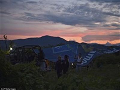 Mexico phát hiện hố chôn tập thể