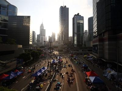 Vốn vẫn đổ vào ETF của Hong Kong bất chấp bất ổn chính trị