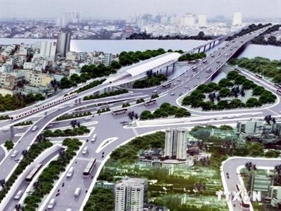 Giới tài chính London quan tâm dự án hạ tầng ở TP.HCM