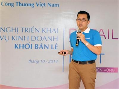 VietinBank chuyển đổi mô hình bán lẻ mới