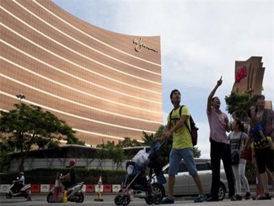 Sòng bạc Macau thêm khốn đốn vì biểu tình Hồng Kông
