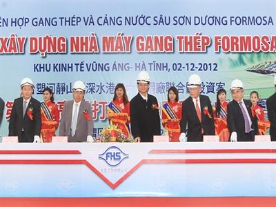 Hà Tĩnh giảm thu 807 tỷ đồng từ Tập đoàn Formosa