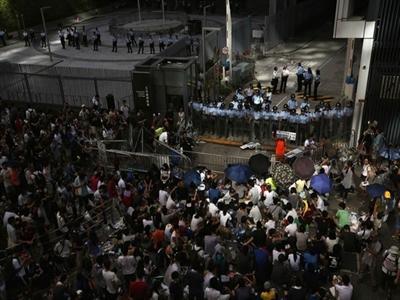 Người Hong Kong cương quyết biểu tình đến khi 'đạt được thỏa thuận'
