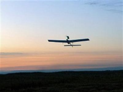 Máy bay không người lái EU tới giám sát Ukraine
