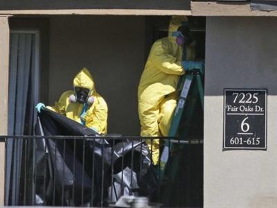 Bệnh nhân đầu tiên nhiễm Ebola của Mỹ đã tử vong