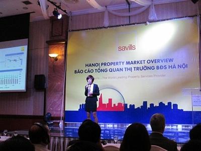 Quý III, nguồn cung bán lẻ của Hà Nội tăng 2,2%