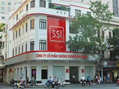 SSI ước 241 tỷ đồng lợi nhuận trước thuế quý III