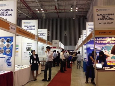 52 công ty Nhật Bản tham dự triển lãm Metalex Vietnam 2014