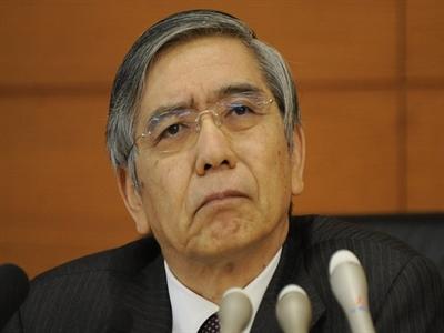 Thống đốc BOJ: Nhật Bản có nhiều lựa chọn nới lỏng chính sách